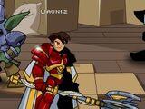 Crimson Paladin Armor