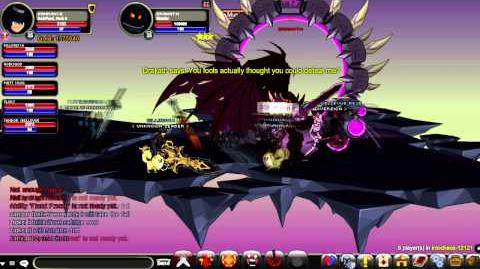 AQWorlds - Drakath Defeated!