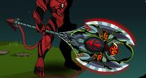 Abaddon's Orb Weaver Axe