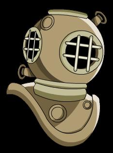 Deep Diver Helmet
