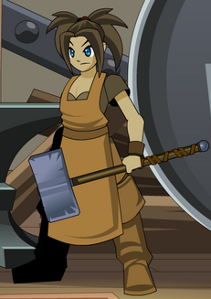 Blacksmith (Swordhaven)