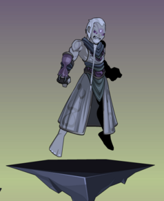 Chaos Lord Iadoa Statue