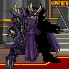 Chaorrupted King Alteon, the 12th Lord of Chaos.