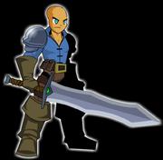 Newbie Armor Male