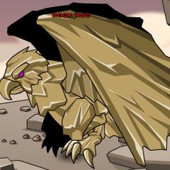 Rock Roc, the 3rd Chaos Beast.