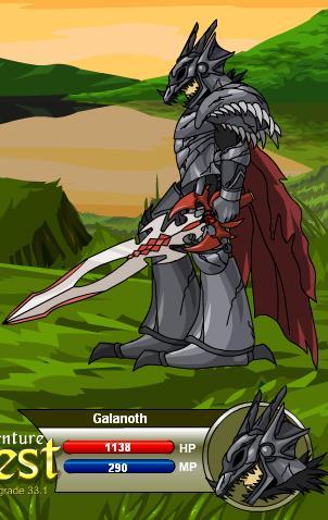 Galanoth | AdventureQuest Worlds Wiki | FANDOM powered by Wikia