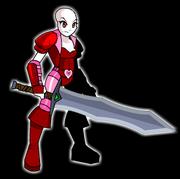 Rouge Armor Female