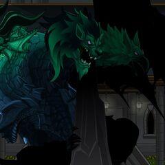 Chaos Dragon, the 12th Chaos Beast.