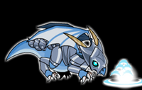 Baby Frost Dragon