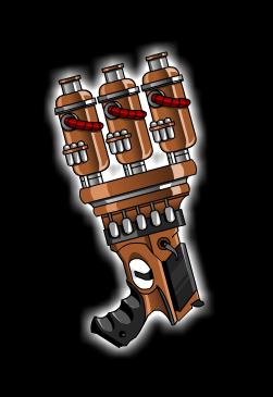 Tri-gun