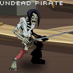 Undead Pirate 2