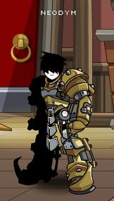 Protosartorium armor