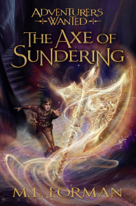 Axe of Sundering