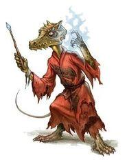 Chief Ixen (Kobold Leader)
