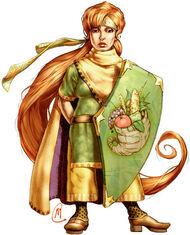 Corkie (Halfling Cleric)