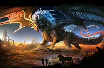 Bahamut (dragon)