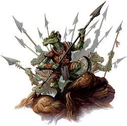 Kobold Elite Guard