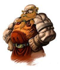 Oghren Rustbeard
