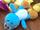 Light Blue Yoshi Baby