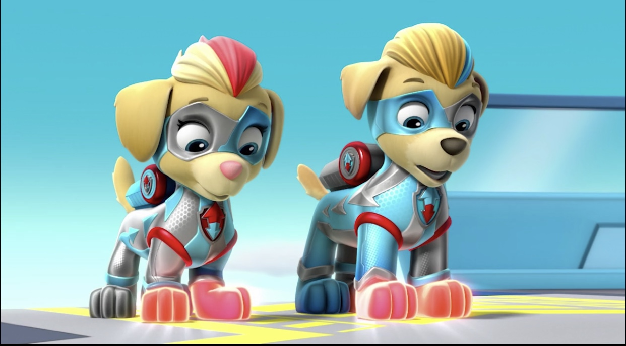 Mighty Twins Adventures Of The Paw Patrol 2 Wiki