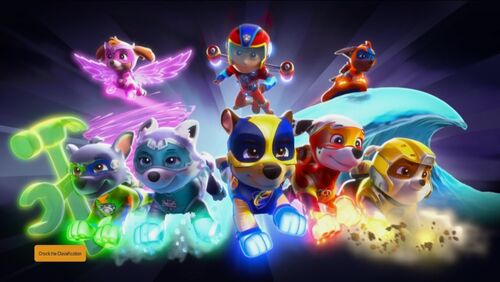 The Mighty Pups Adventures Of The Paw Patrol 2 Wiki Fandom