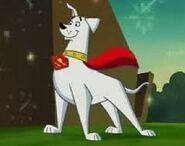 Süper Köpek Kripto ve Kevın