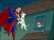 The boy Krypto knew from Krypton