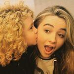 Sabrina and Mallory
