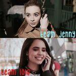 Team jenny or team lola