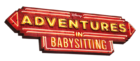 Adventures in Babysitting Logo