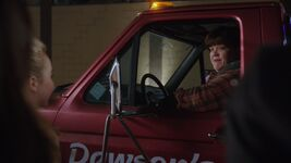 Trixie from Dawson's Towing