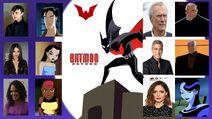 1.Batman Beyond Movie 2020 cast