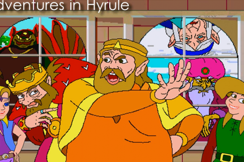 Adventures in Hyrule Wiki