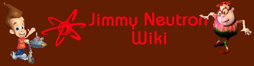 Jimmy Neutron Wiki wordmark - larger