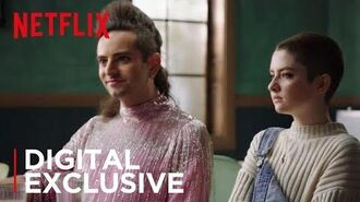 Chilling Adventures of Sabrina What I Wish You Knew About Being Nonbinary Netflix
