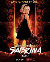 Chilling Adventures of Sabrina Part 3 Poster