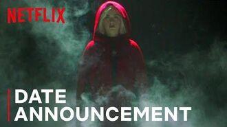 Chilling Adventures of Sabrina Part 3 Date Announce Netflix