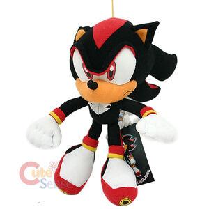 Sega Sonic Shadow Plush 1