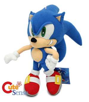 Sonic Plush 1