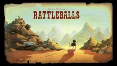 Rattleballs title card