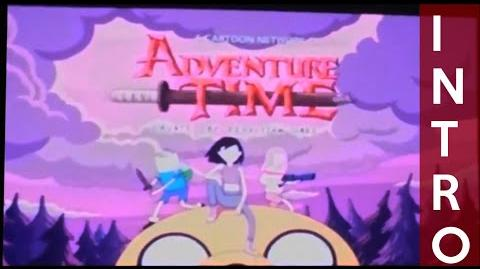 Adventure Time Stakes - Opening Intro