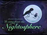 Es kam aus der Nachtosphäre