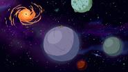 S10e10 Jake alone on barren planet