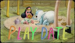 Titlecard S5E40 Play Date