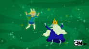 S5 e8 Yes Ice King YES!