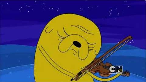 Adventure Time - Eine Kleine Nachtmusik