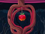 Кристаллическое яблоко