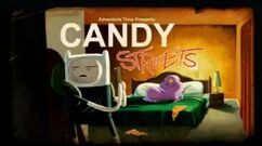 Titlecard S5E25 Candy Streets