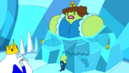 S5e48 Muscle Princess in ice