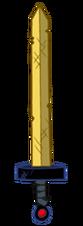 Обычный меч фина